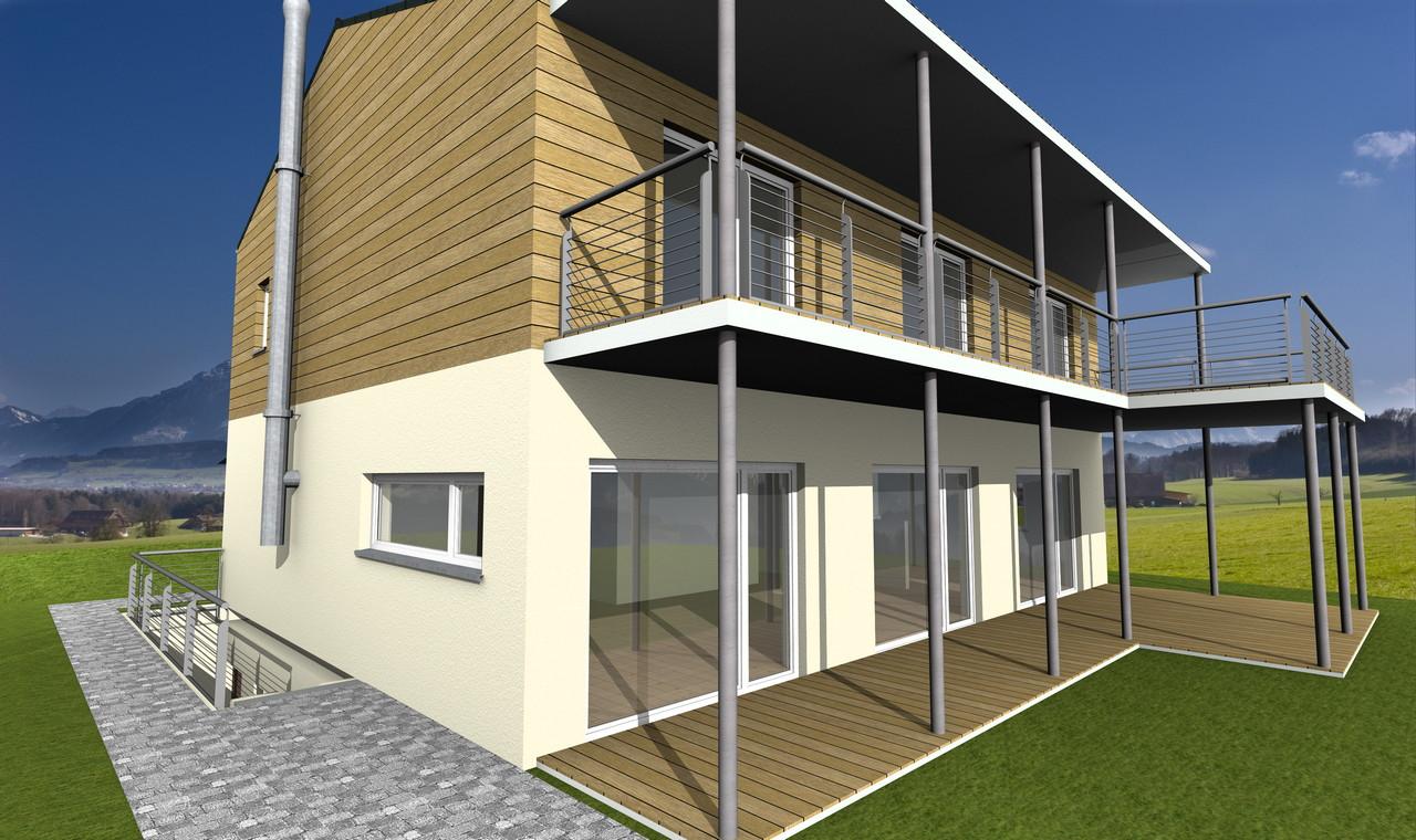 3d hausplaner software zur hausplanung architektursoftware for Hausformen einfamilienhaus