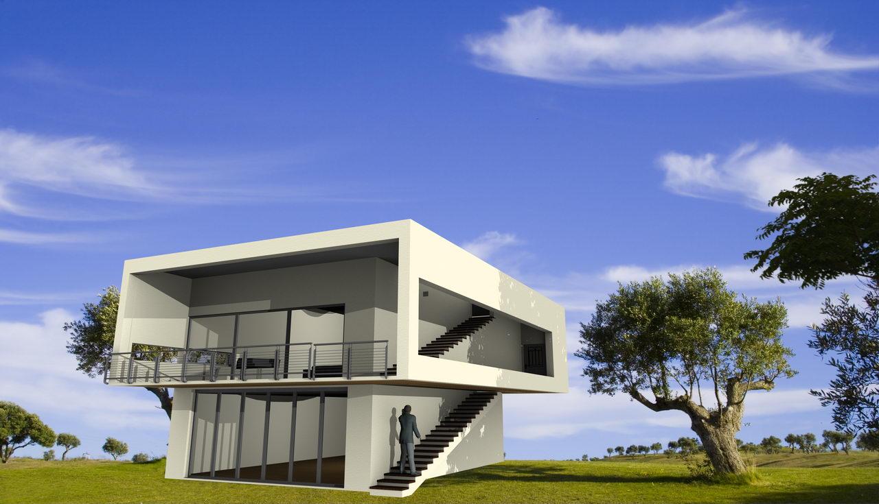 Grundrissplaner software schnell und einfach grundrisse for Haus modern flachdach