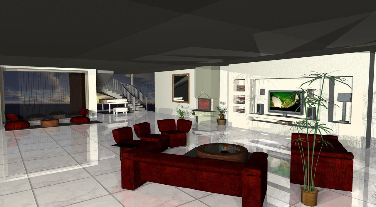 3D Wohnungsplaner Software für Wohnraumplanung