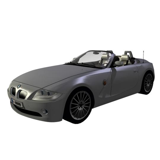 Bmw Zed 1: Coleção De Automóveis 1