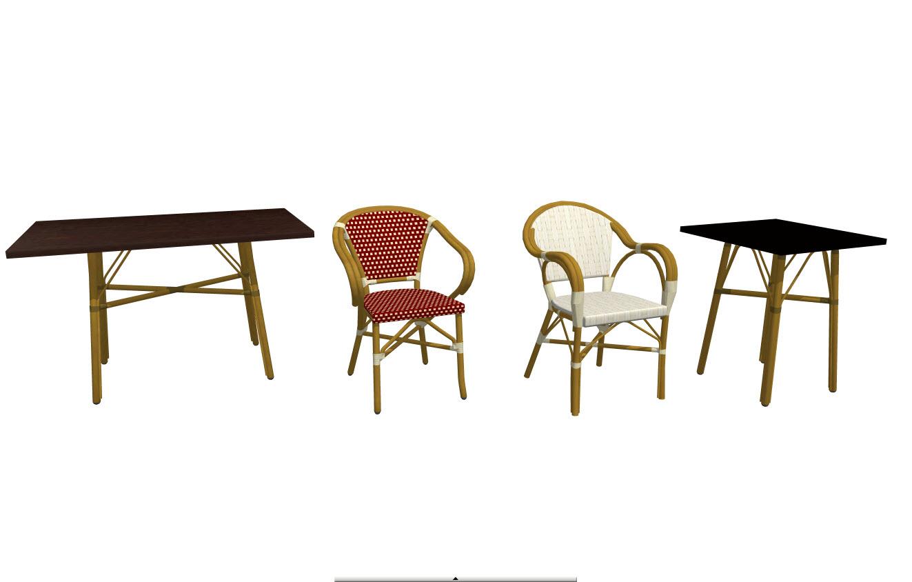 Grundrissplaner Cadvilla Objekte 3d Goin Collection