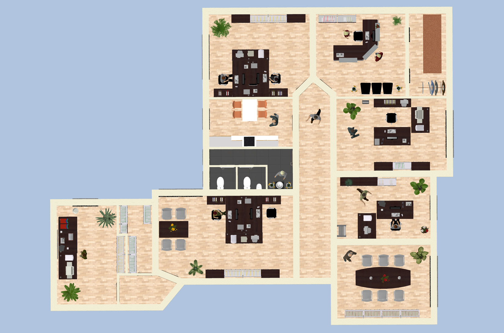 Zimmerplaner 3d Software Zur Zimmerplanung Cadvillacom