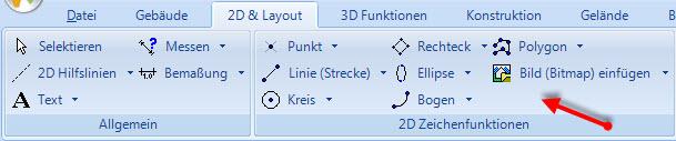 2D Zeichenfunktionen