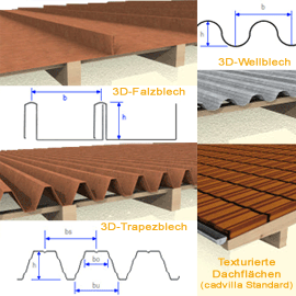 Design A Roof On Your Own With The Architecture Software