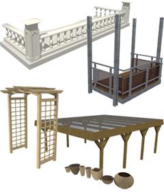 Criar modelos 3D