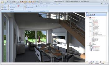 3d Einrichtungssoftware Zum Professionellen Einrichten Und Gestalten
