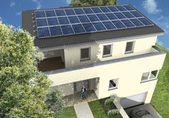roof-mounting photovoltaic systems