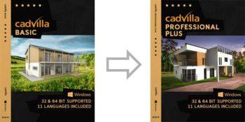 cadvilla basic ➔ cadvilla professional plus
