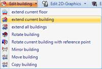 Edit building
