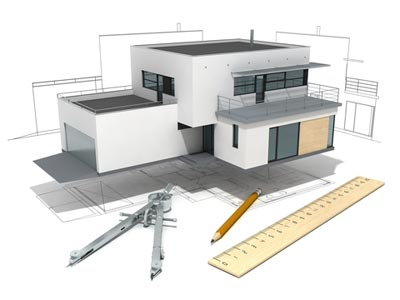 Architecture software for drawing and visualizing floor plans