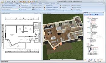3D Hausplaner Software