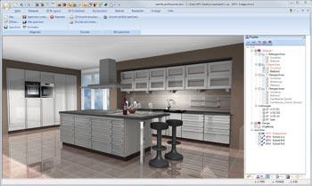 Küchenplanung in 3D
