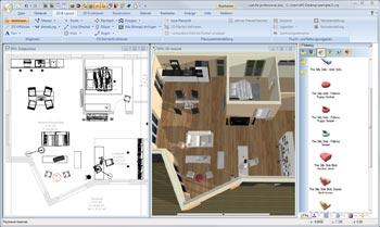 3d Wohnungsdesigner Software Zum Planen Und Einrichten Der Wohnung