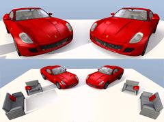Spiegeln von 3D Objekten