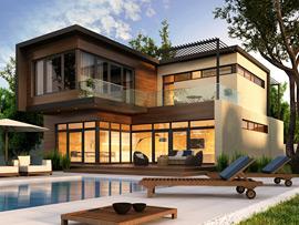 Planung Von Einem Haus