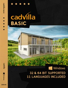 cadvilla basic - Upgrade