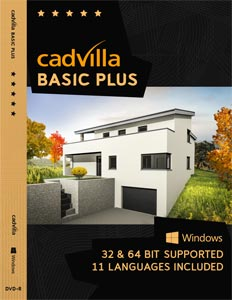 cadvilla basic plus - Upgrade