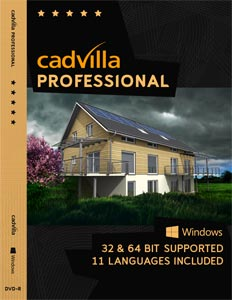 cadvilla professional - Upgrade