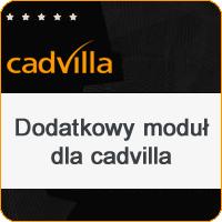 Moduł dodatkowy dla Cadvilla
